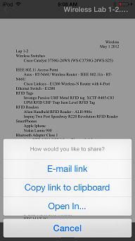 iOS HIPAA compliant agent